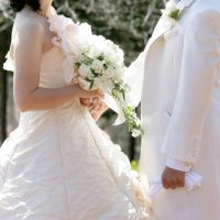 幸せな結婚